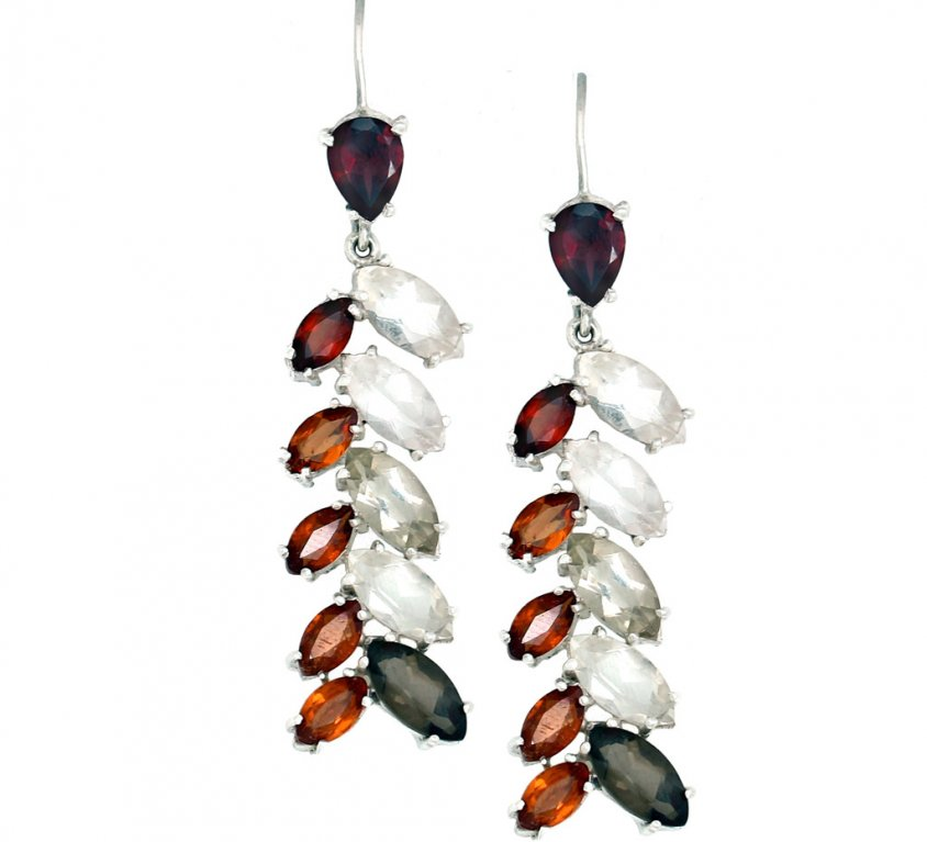 Autumn Leaves Earring