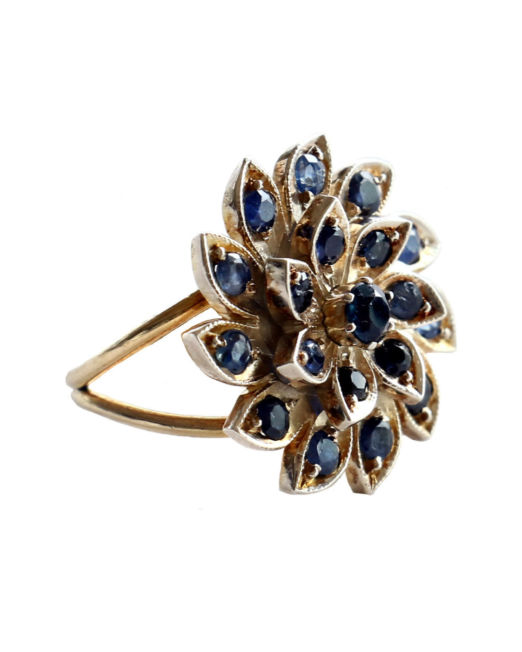 vintage sapphire
